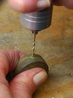 Tin-drilling