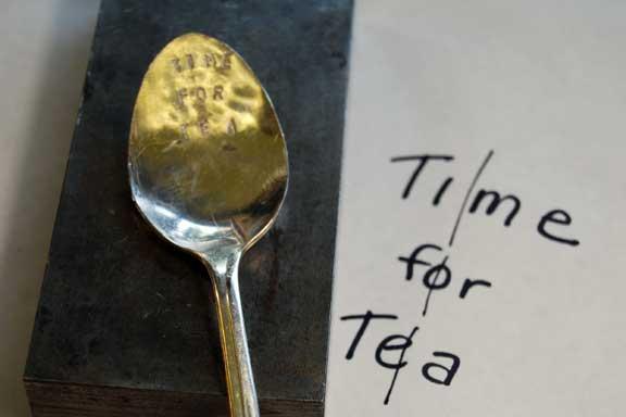 Tea-centering