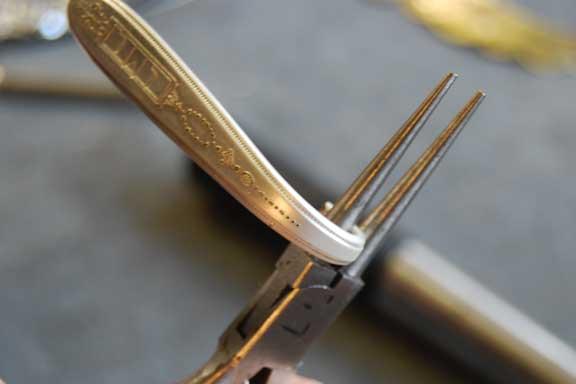 objectsandelements com  fork art