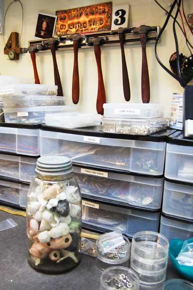 Storage-melange